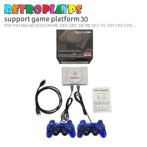 Image 4 - Powkiddy D88 hdmiラズベリーパイ30シミュレータレトロゲーム3D新ゲーム7000ゲームでエージェントbulitダブルゲームパッド