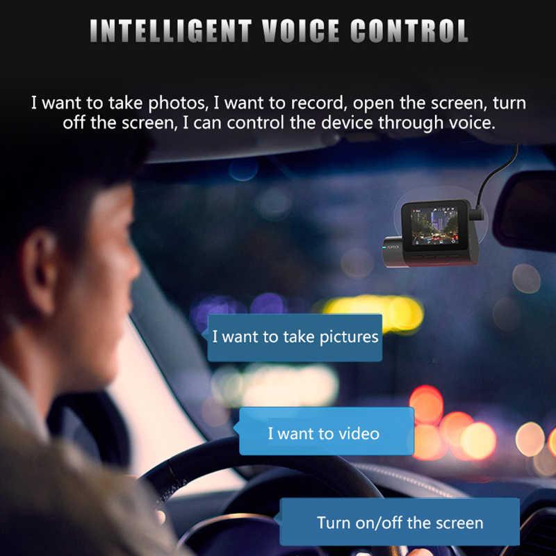 70Mai داش كام برو 1944P السرعة وإحداثيات نظام تحديد المواقع سيارة ADAS كاميرا dvr واي فاي شاشة للمساعدة في ركن السيارة بسهولة APP التحكم الصوتي مسجّل بيانات كاميرا السيارة