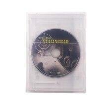 10 pcs Universale Trasparente Scatola di Carta del gioco cartuccia CD DVD di caso della Protezione per N64/S N E S/sega Genesis/ mega Drive