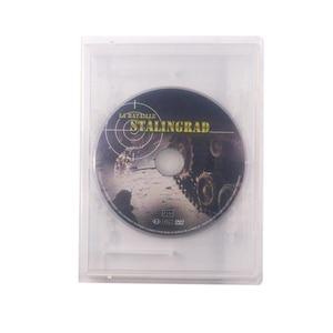 Image 1 - 10 pièces universel boîte transparente jeu carte cartouche CD DVD étui de protection pour N64/S N E S/sega Genesis/Mega Drive