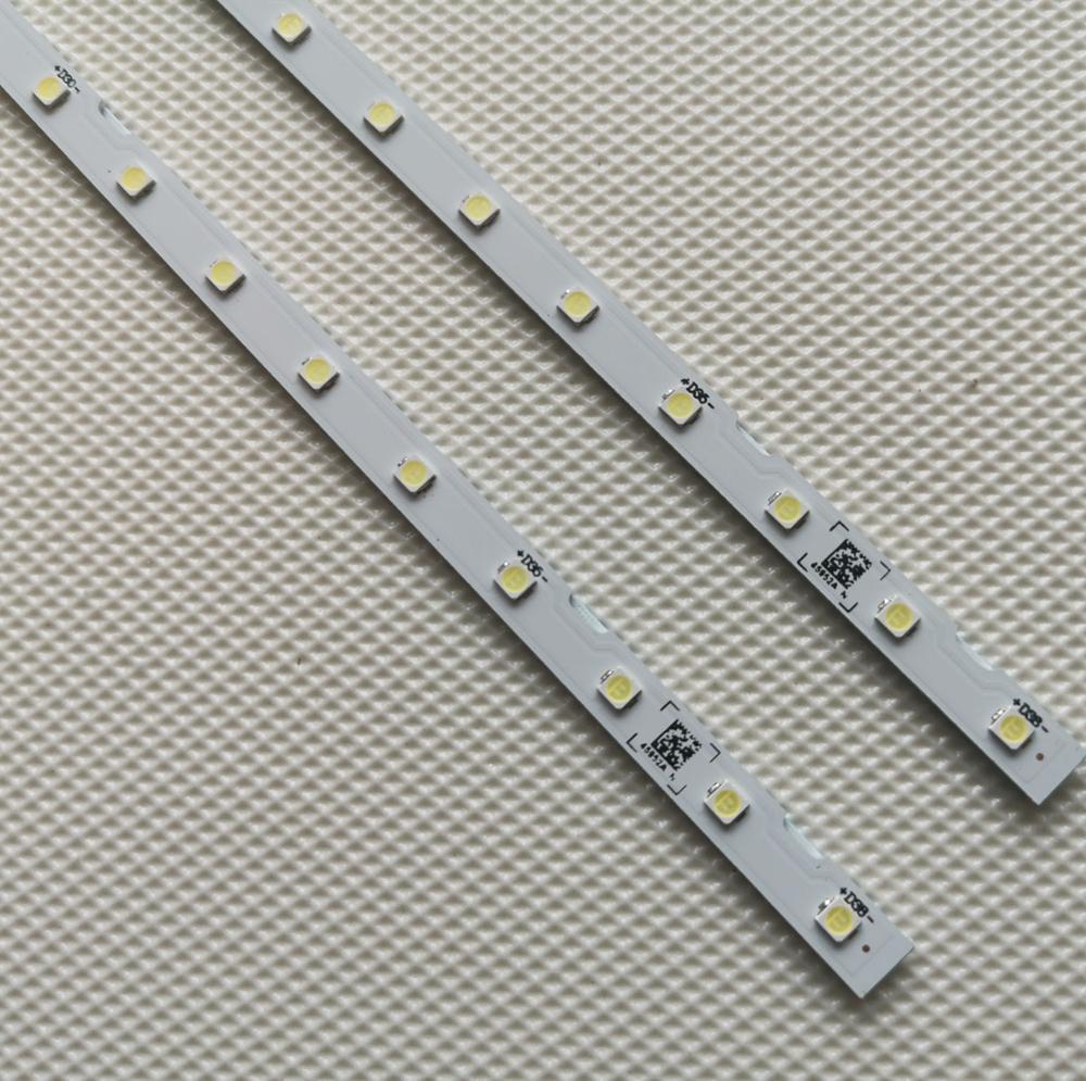 Nova Faixa de LED Para Samsung 50NU7100 UE50NU7025 UE50NU7022 UE50NU7020 V8N1-500SM0-R0 AOT50_NU7100F BN96-45952A BN96-45962A