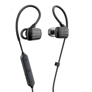 Image 1 - 2 יח\חבילה GGMM אלחוטי Bluetooth אוזניות אוזניות ספורט אוזניות IPX4 עמיד למים אוזניות עם מיקרופון אוזניות תמיכה AAC