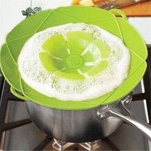 Tampa da panela 26cm silicone pan tampas com frigideira evitar respingo fervente poeira pan tampa flor wok pan tampas de silicone pan cobre