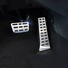 Stainless Steel Car Accelerator Brake Pedal Cover For Hyundai ix35 ix45 Mistra Sonata Tucson For Kia K5 Optima Sportage Sorento turbo cartridge chra core gtb1649v 757886 757886 5003s 28231 27400 757886 0003 for hyundai tucson for kia sportage ii d4ea 2 0l