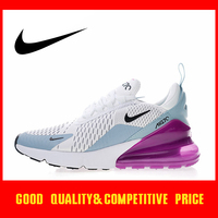 Original Authentic NIKE AIR MAX 270 Women Running Shoes Sneakers Good Quality Breathable Comfortable Classic 2019 New AH6789 700