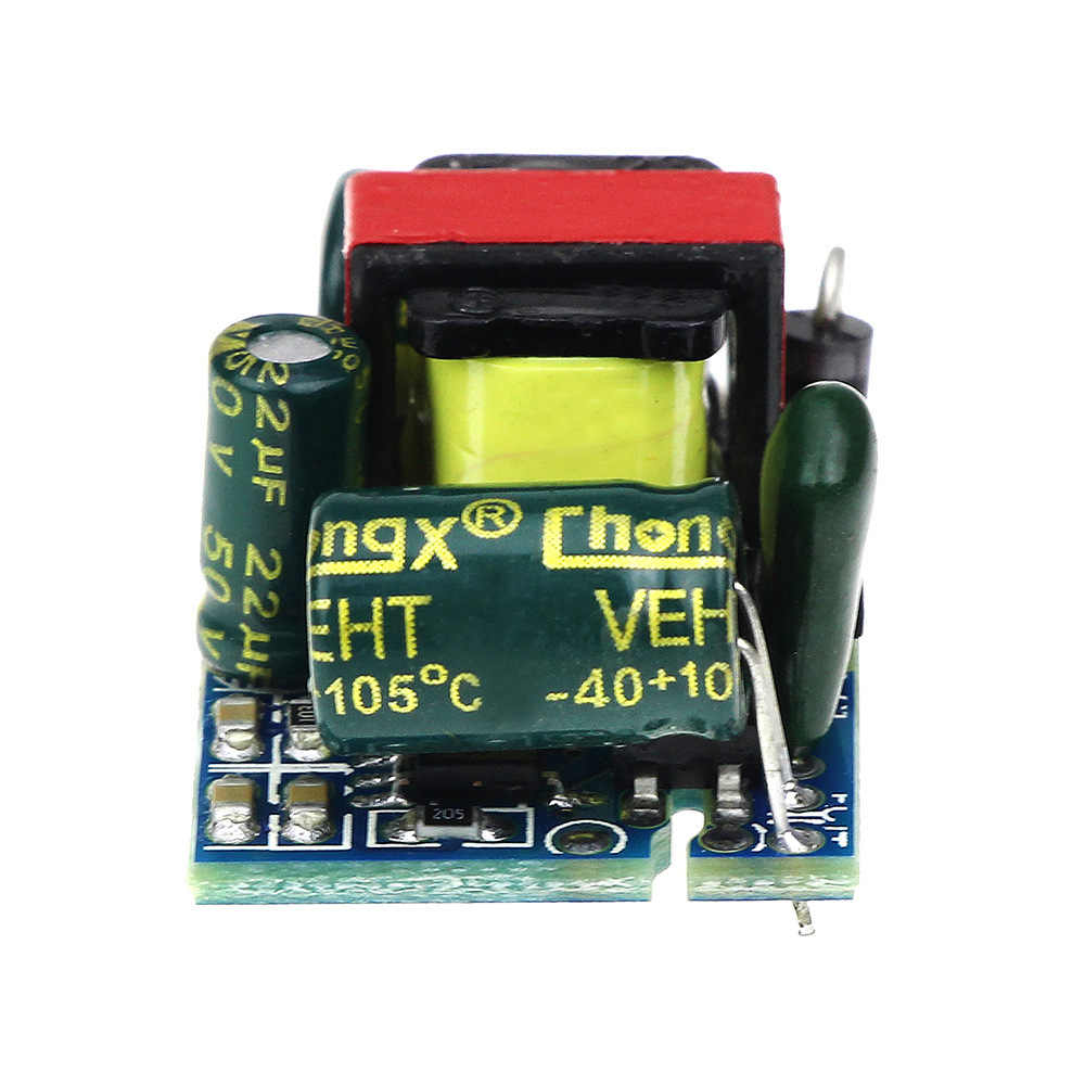 12 V 400mA izole anahtarlama güç modülü 4.8 W AC-DC adım aşağı modülü Buck modülü 220 V 12 V