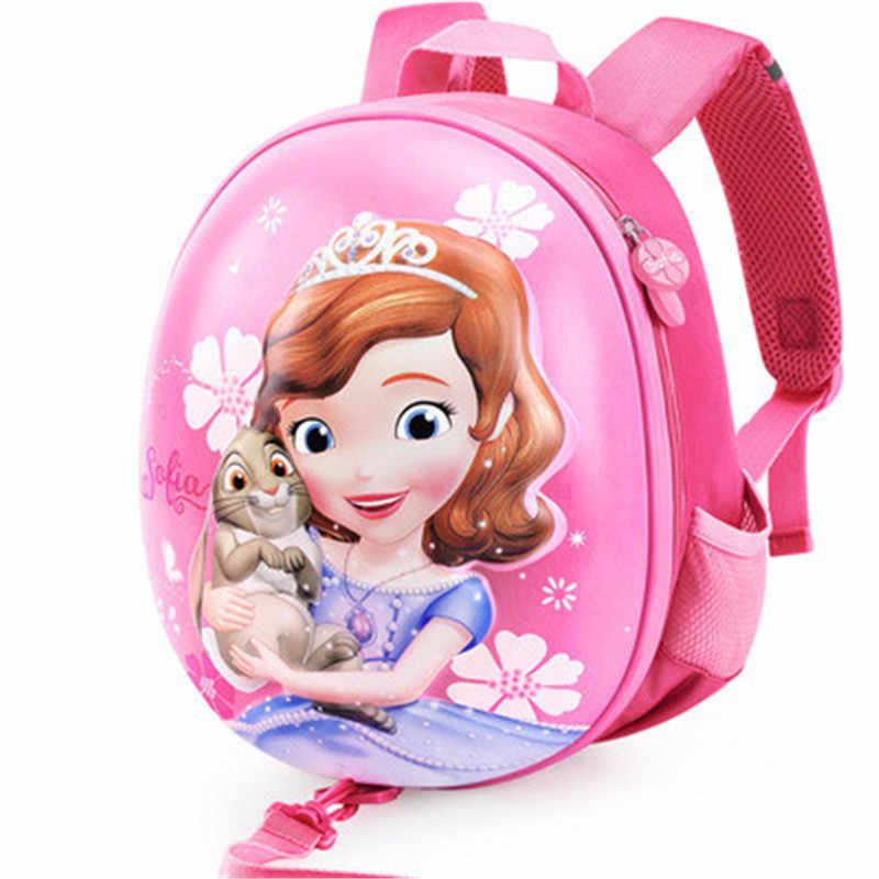 Orijinal Disney arabalar yıldırım McQueen çocuk su geçirmez tek omuz askılı çanta anaokulu karikatür çanta X5611