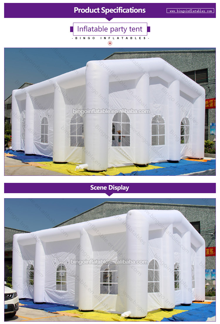 BG-T0141-Inflatable party tent_1