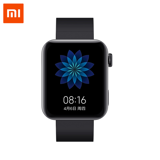Смарт часы Xiaomi Mi с GPS, NFC, Wi Fi