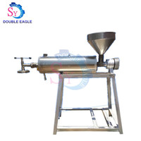commercial bean wheat corn sweet potato starch thin vermicelli extruder molding machine/grain starch noodles making machine