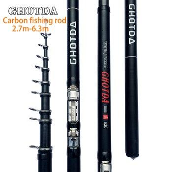 GHOTDA Rock 630 Fishing Rod Telescopic