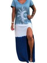 Женское платье с коротким рукавом летнее модное контрастное