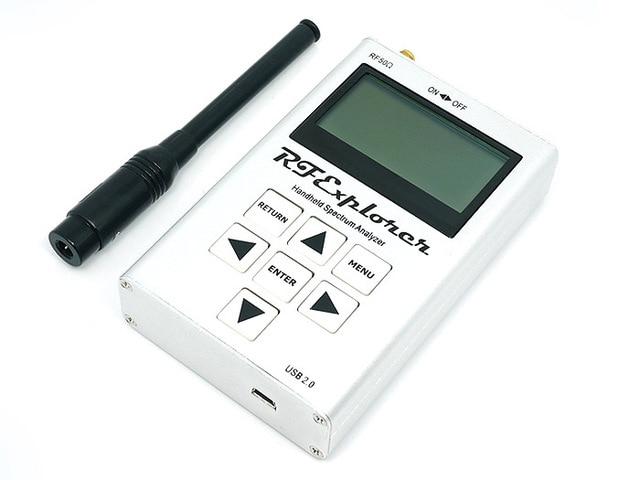 Analyseur de spectre portable RF Explorer WSUB1G 240-960MHz analyseur de spectre numérique portable