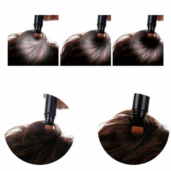 tingimento da pena da cobertura do cabelo kg66 duradouro