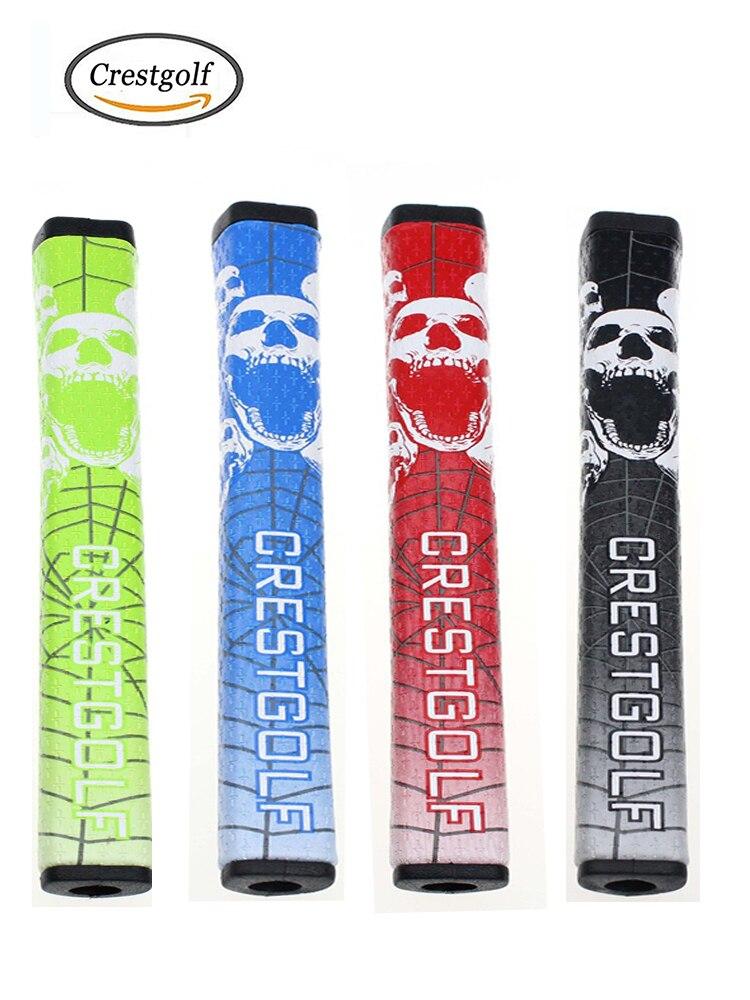 Crestgolf Golf Putter Grips GTR 3.0 Jumbo Size PU Leather Golf Clubs Anti-Slip Ultralight For 2019 Grips Putter Golf Accessories
