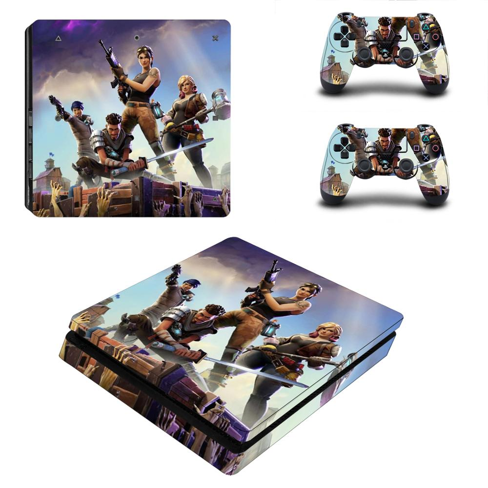 new-game-ps4-slim-stickers-play-station-4-skin-sticker-decal-cover-for-font-b-playstation-b-font-4-ps4-slim-consol-controller-skins-vinyl