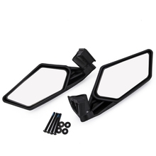 Motobiker Side View Mirrors Rearview Mirror Racing Side Mirrors for UTV Polaris RZR Can Am Maverick X3 portable tank stove gas converter triangle adapter outdoor camping gear gas burner adapter gas stove accessories