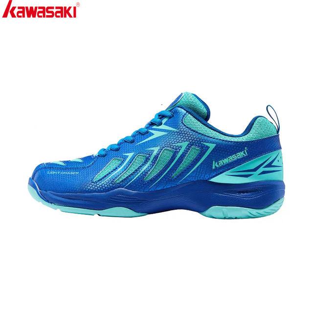 Non Marking Shoes for Badminton Men Women Kawasaki K-165D