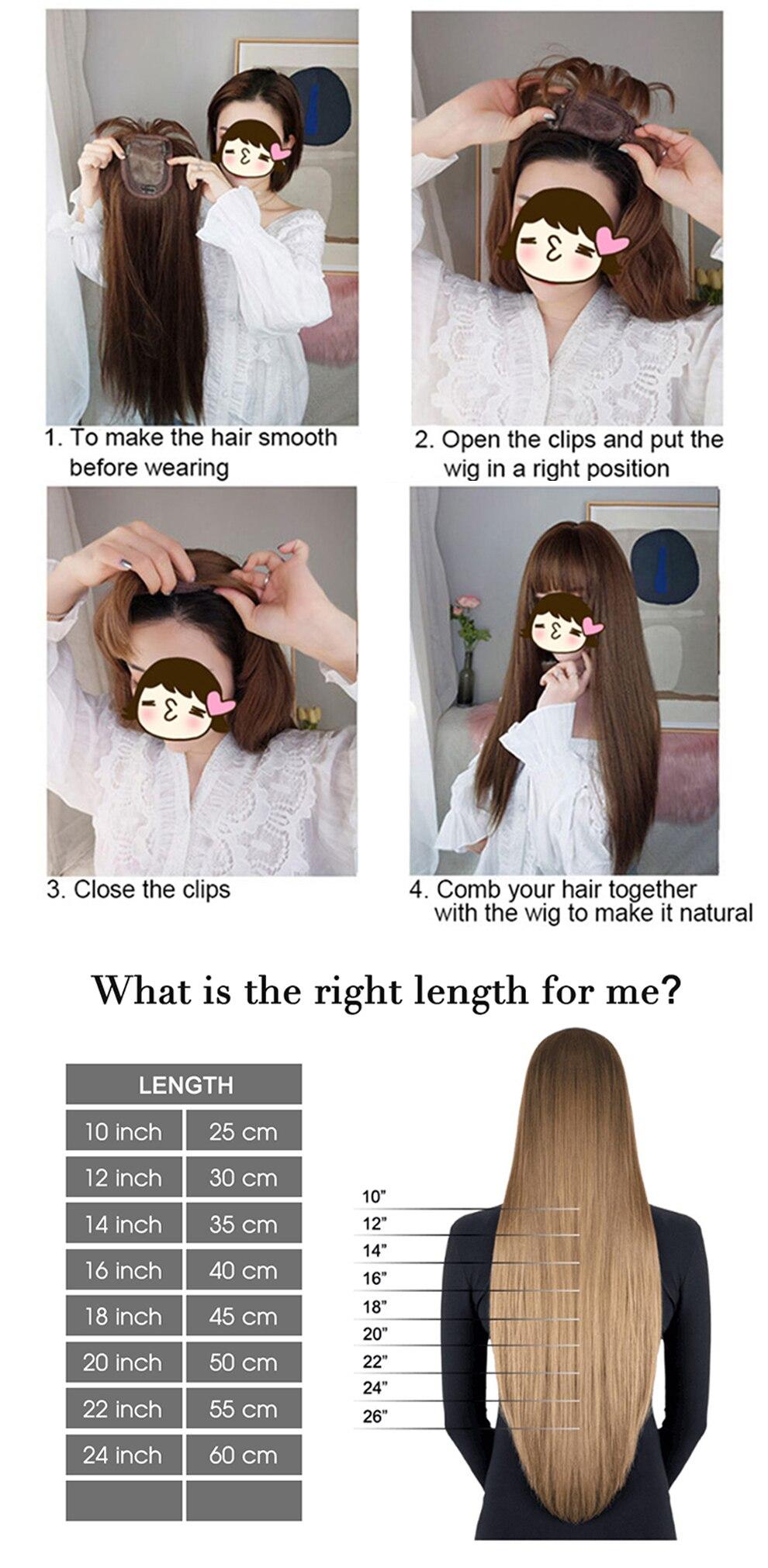 cabelo 4*4