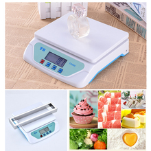 25/30kg Digital Kitchen Scale Electronic Weighing Food Health Diet Measuring High Quality Precision Scales Balance Kitchen Scale 30kg high accuracy electronic price computing weighing scales digital hanging hook crane scale
