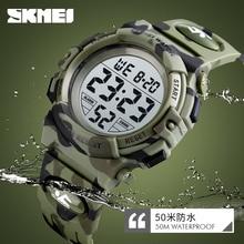 2020 SKMEI Electronic Digital Waterproof Wristwatch