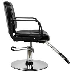 Ship Fast For Woman Barber Chair Hairdressing Chair Hair Salon Chair Beauty Shampoo Spa Equipment Black Color