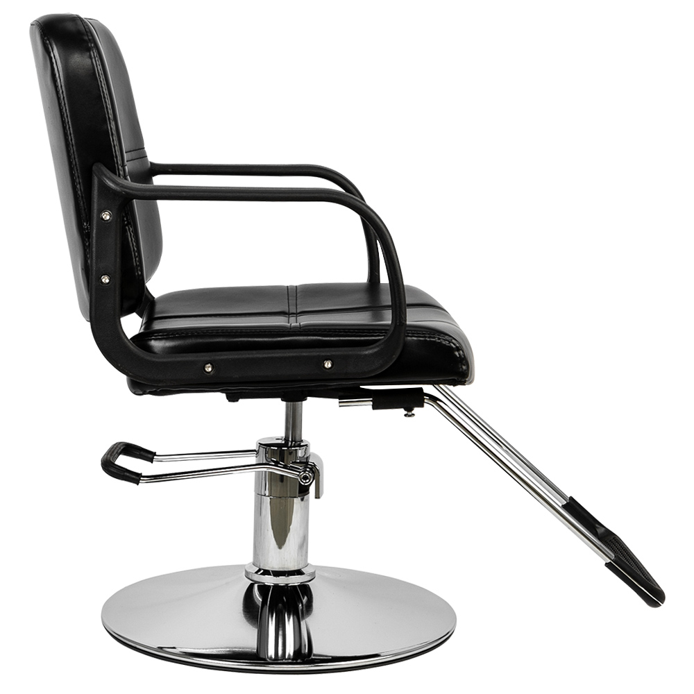 Ship Fast For Woman Barber Chair Hairdressing Chair Hair Salon Chair Beauty Shampoo Spa Equipment Black Color