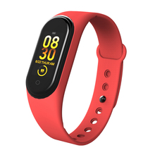 цена на M3 M4 Smart Watch Smart Wristband Band 4 3 Bracelet Band Smart 4 3 Sport Smartwatch Heart Rate Blood Pressure Fitness Tracker