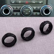 LR029591 3 sztuk konsola samochodowa klimatyzacja pokrętło sterujące nadające się do Land Rover Range Sport Discovery 4 2013 2012 2011 2010 2009