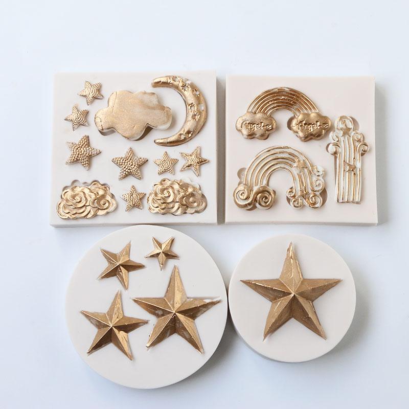 Сахарные шар силиконовые карамель в формах формы торт украшая инструменты форма для шоколадной мастики
