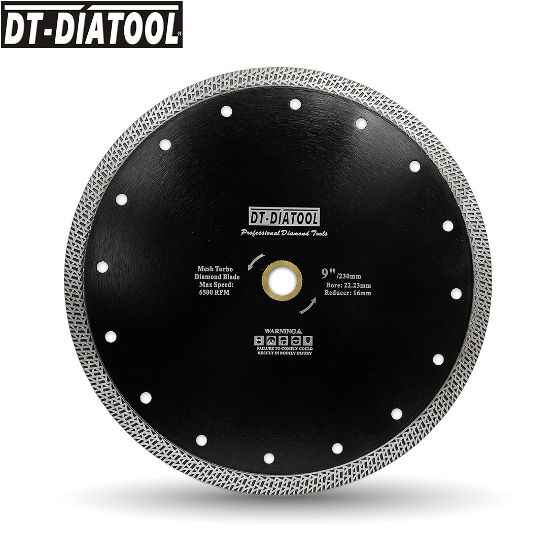 DT-DIATOOL 1pc Dia 230mm/9