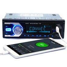 HEVXM 1Din In-Dash Car Radio Bluetooth Stereo Player Handsfree AUX-IN USB/SD Card MP3 Player 12V Car Audio Fm Radio Car-styling car radio mp5 car mp3 mp4 player usb car 4 1 hd tft 12v car stereo camera in out fm sd folder play aux bluetooth