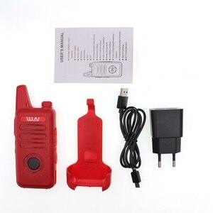 Image 5 - 10PCS MINI Handheld FM WLN KD C1 Plus Walkie Talkie 400 470MHz Two WayวิทยุสถานีWLN KD C1plus