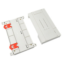 1 Piece Diy Electronic Shell Case Abs Control Enclosure Plastic Housing Project Enclosure Din Rail Box Battery Accessories & Charger Accessories     -