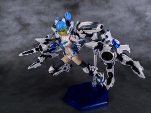 Image 3 - CMT Instock Dragon Momoko E Model HERACROSS And White Tiger A.t.k Girl 1/12 Scale Model Anime Mobile Suit Toys Figure