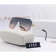New Oversized Square Men Sunglasses Women 2020 Luxury Brand