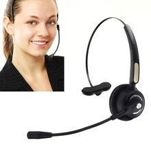 Truck Driver Bluetooth Headset Office Wireless headphones Mic Noise Canceling Headset with mic for Call Center,Cell Phone Laptop bluedio original t2 bluetooth wireless foldable headphones built in mic bt4 1 3d sound headset for cell phone xiaomi samsung