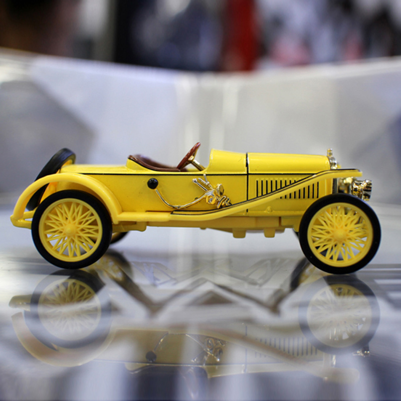 Takara Tomy Tomica 1974 Ford GT 1934 HISPANO SUIZA Diecast Classic Car Vehicle Model Toys Collection Birthday Gifts