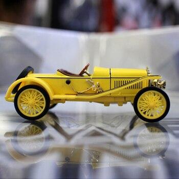 Takara Tomy Tomica 1974 ford gt 1934 HISPANO SUIZA Diecast samochód klasyczny zabawkowe modele samochodów kolekcja urodziny prezenty
