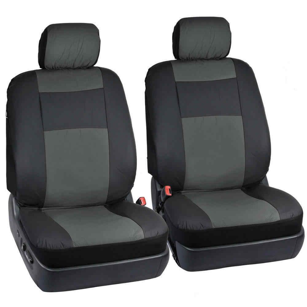 PU deri oto araba koltuğu kapakları evrensel otomobil kapakları Honda Nissan Toyota Kia Hyundai Lexus Renault BMW su geçirmez