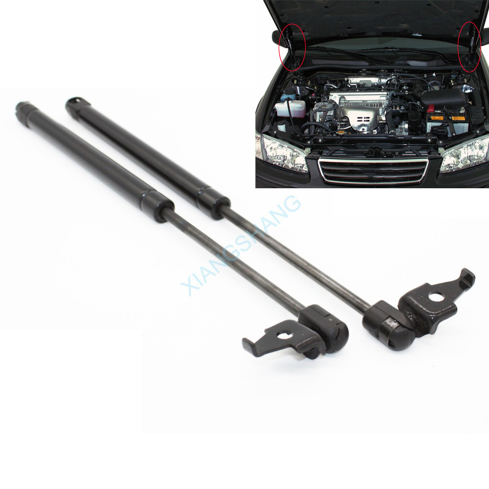 2Qty Toyota Celica Supra  Front Hood Shock Damper Spring Lift Support Prop