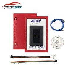 Neueste V3.19 AK90 Schlüssel Programmierer Werkzeug AK90 + Für BMW EWS OBD2 Kopie Auto Schlüssel ak90 OBD Schlüssel Spiel Code reader
