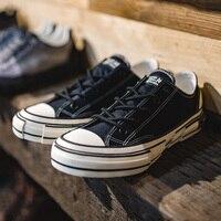 Maden men's canvas shoes casual Vulcanized shoes men