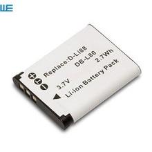 D LI88 DLI88 DBL80 بطارية الكاميرا ل بنتاكس n الخيار P70 P80 WS80 H80 H90 W90 صندوق أسود 18 40C Box18.