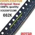 50-100 шт. XC6206P332MR SOT-23 SOT XC6206P332 SOT23 XC6206 SMD(662K) 3,3 V/0.5A Новый и оригинальный микросхема IC