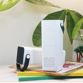 цена на Car air purifier household USB negative ion generator formaldehyde machine square USB air purifier