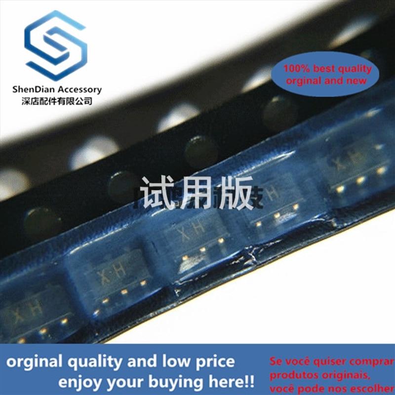 10pcs 100% Orginal New RN1607 Dual NPN Composite Band-stop Transistor SOT-163 SOT23-6