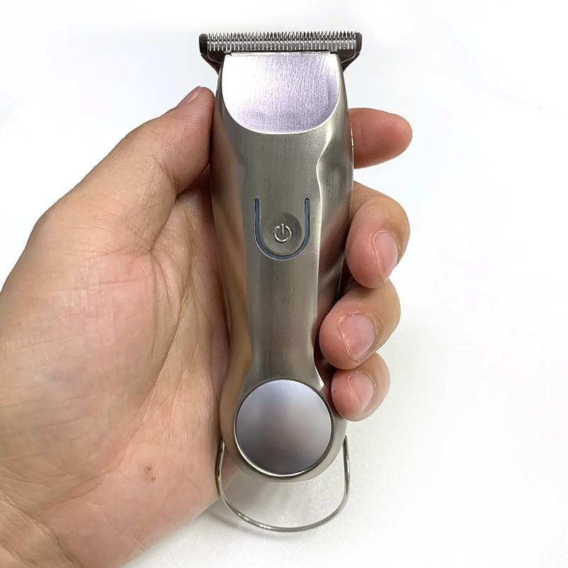 clipper cabelo aparador de barba dos homens 02