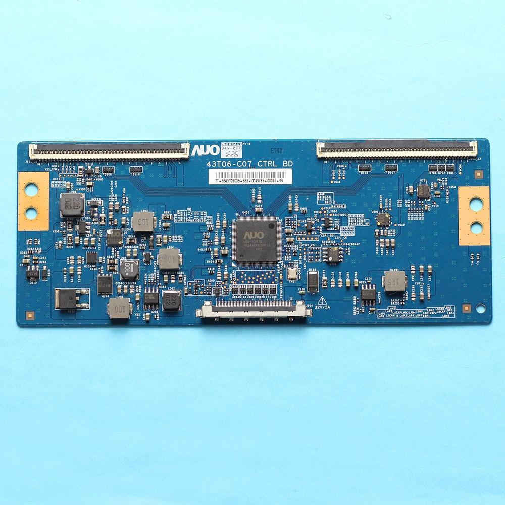 de exibição equipamento tv t con placa