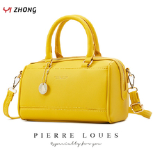 YIZHONG Leather Luxury Handbags Women Bags Designer Female Crossbody Bags for Women Multifunction Messenger Bags Clutch Purses цена и фото